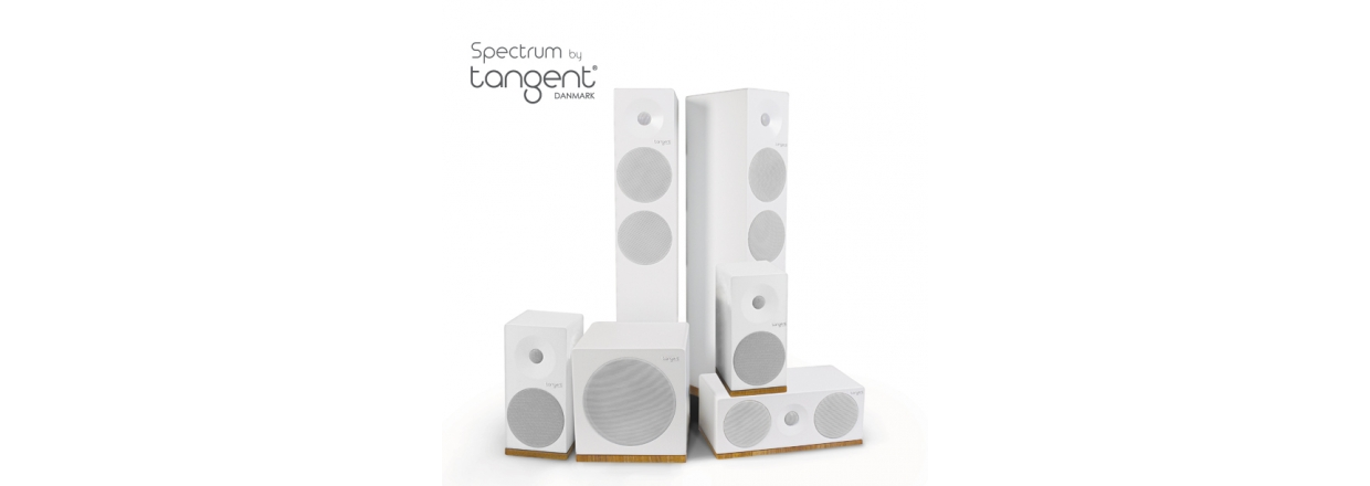 Tangent adds three new models to the Spectrum series