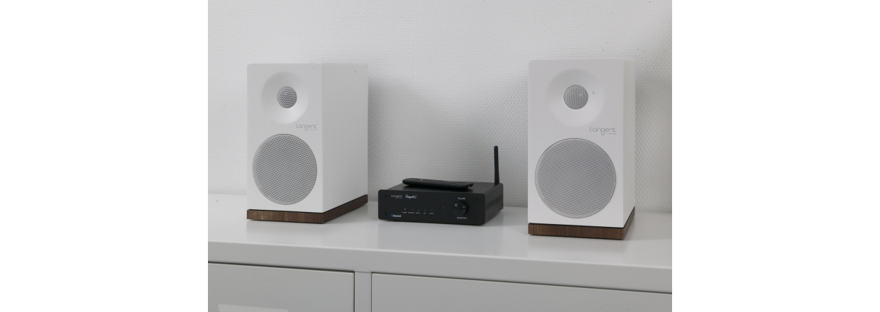 Tangent Ampster BT: Bluetooth for Your Old Passive Speakers!