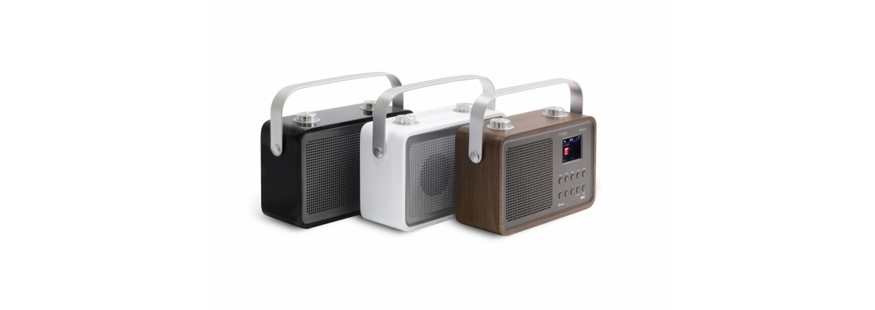 New Powerful DAB+ Radio from Tangent