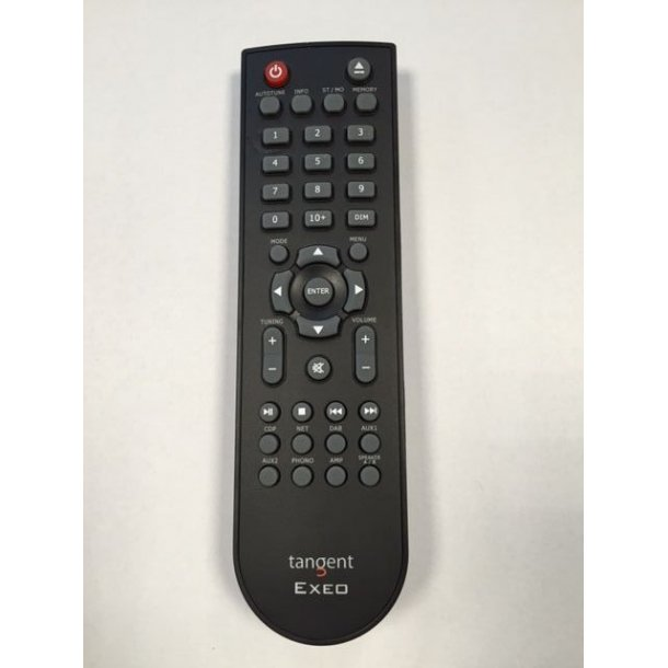 Remote control Tangent EXEO