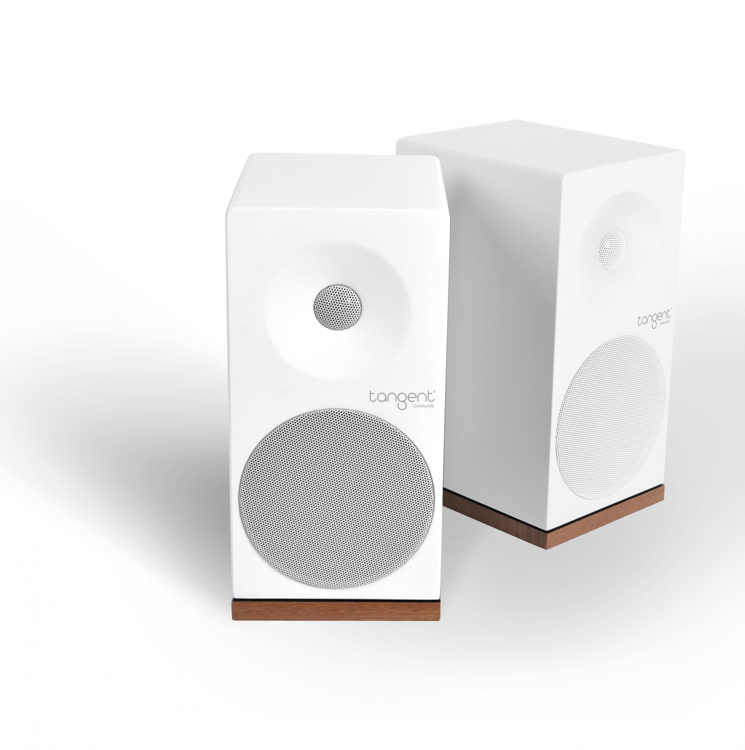 Tangent Spectrum X4 White Pair Speakers Tangent A S