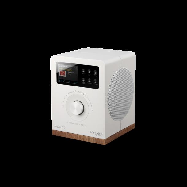 Tangent Spectrum Radio DAB+/FM White