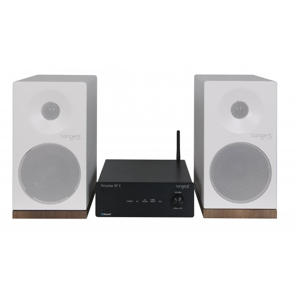 Tangent Ampster II X4 Micro System White