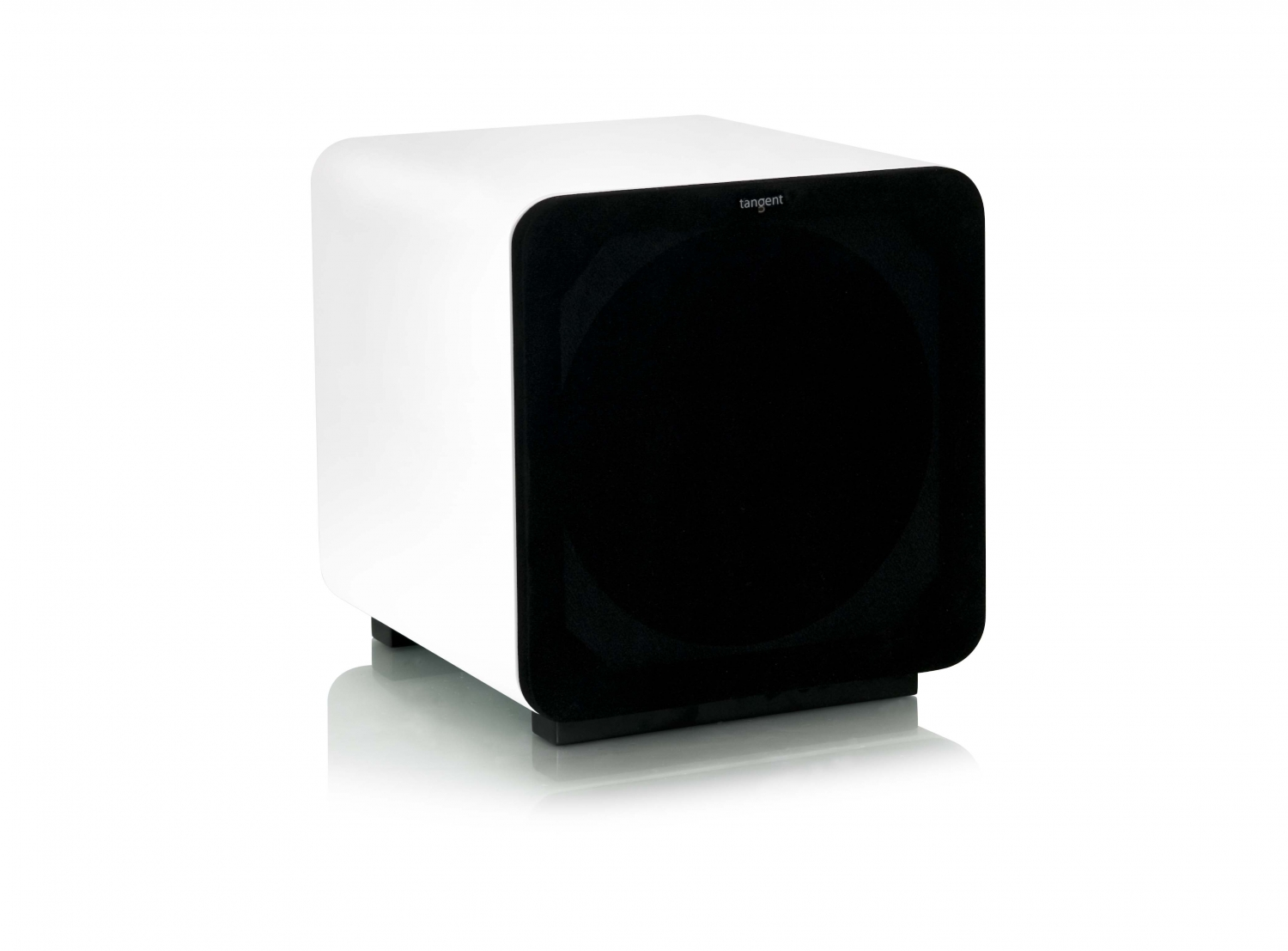 Tangent Evo E8 Sub White Subwoofer Tangent A S