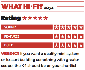 What Hifi says: 5 out of 5 stars in all aspects