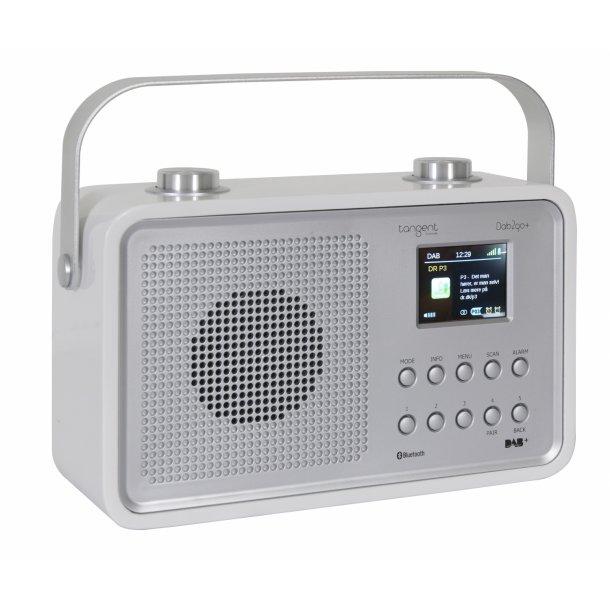 Tangent DAB2go+ BT/DAB+/FM Blanc